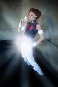 Hisoka from Hunter X Hunter worn by Harmony