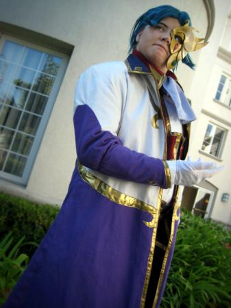Jeremiah Gottwald from Code Geass R2