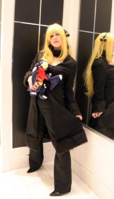 Cynthia from Pokemon worn by Voxane
