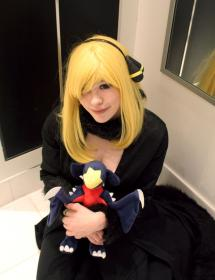 Cynthia from Pokemon  by Voxane
