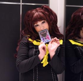 Rise Kujikawa from Persona 4  by Voxane