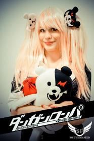 Junko Enoshima from Dangan Ronpa by Voxane