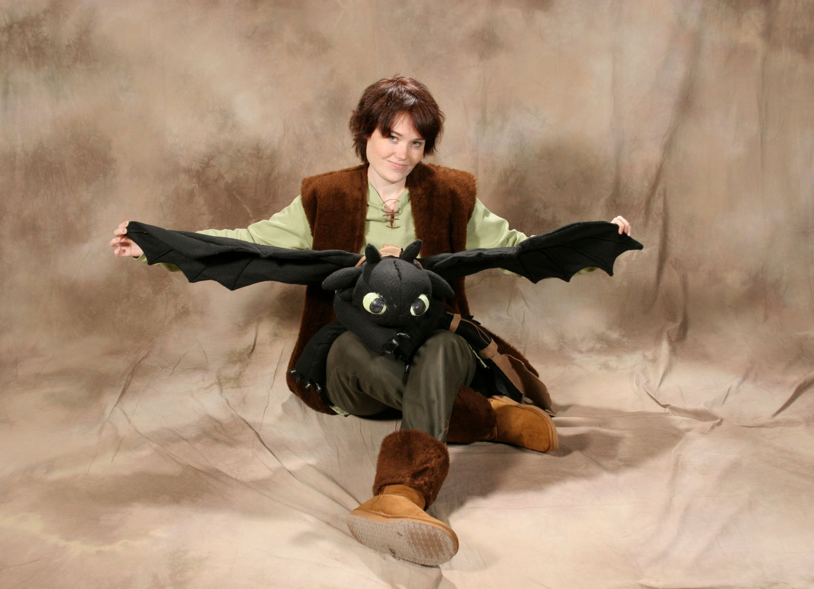 how to train your dragon 2 hiccup costume
