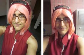 Sakura Haruno from Naruto Shippūden worn by Ritzy-kun