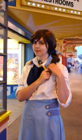 Elizabeth from Bioshock Infinite by Jazqui
