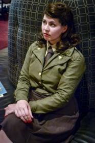 Peggy Carter from Captain America worn by Jazqui