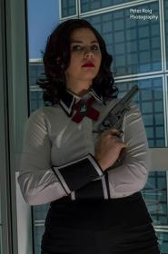 Elizabeth from Bioshock Infinite worn by Jazqui
