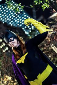 Batgirl from Batman worn by Jazqui
