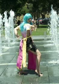 Yamuraiha from Magi Labyrinth of Magic worn by Jazqui