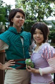 Flynn Rider from Tangled worn by Jazqui