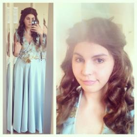 Margaery Tyrell from Game of Thrones worn by Jazqui