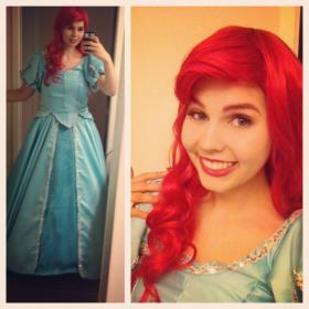 Ariel from Little Mermaid worn by Jazqui