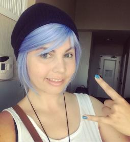 Chloe from Life is Strange