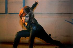 Black Widow - Natalia Romanova from Avengers, The worn by Jazqui