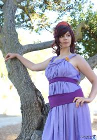 Megara from Hercules worn by Jazqui