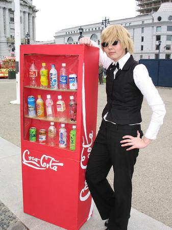 Shizuo Heiwajima from Durarara!! worn by Jazqui