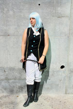 Franziska von Karma from Ace Attorney Investigations: Miles Edgeworth