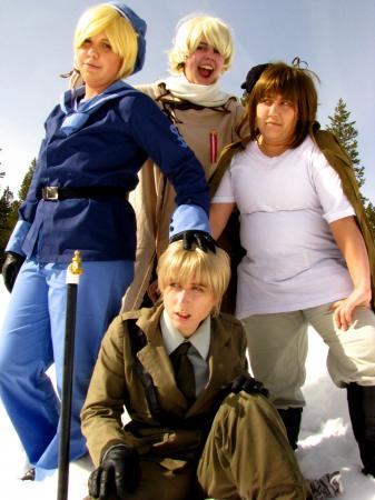 Norway from Axis Powers Hetalia worn by Chira