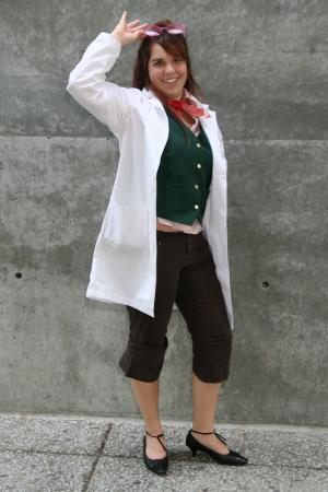 Ema Skye from Apollo Justice: Ace Attorney worn by Chira