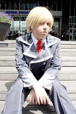 Ophiuchus:  Shiki Kagurazaka from Starry*Sky (Seiza Kareshi Series) worn by Chira