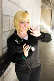 Yachi Hitoka from Haikyuu!!
