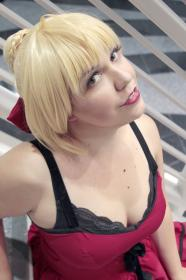 Saber (Nero Claudius) from Fate/EXTRA CCC (Worn by Chira)