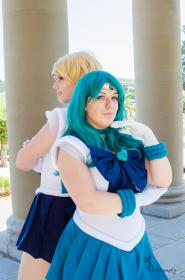 Super Sailor Neptune from Sailor Moon Super S by Chira