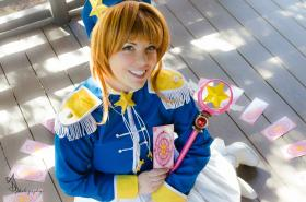 Sakura Kinomoto from Card Captor Sakura worn by Chira