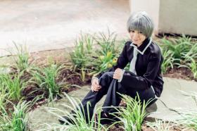 Yuki Sohma from Fruits Basket worn by Kitsune Dolly