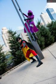Stephanie Brown from DC Comics worn by Kitsune Dolly