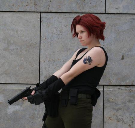 Meryl Silverburgh from Metal Gear Solid