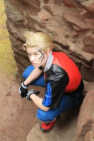 Zell Dincht from Final Fantasy VIII  by Tidus17