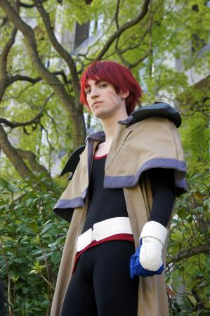 Gene Starwind from Outlaw Star worn by NemoValkyrja