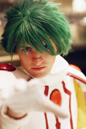 Ferio from Magic Knight Rayearth worn by NemoValkyrja