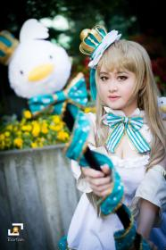 Kotori Minami from Love Live! worn by dishonest