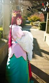 Kougyoku Ren from Magi Labyrinth of Magic worn by dishonest