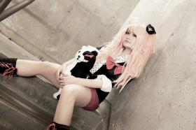 Junko Enoshima from Dangan Ronpa  by dishonest