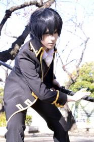 Toshiro Hijikata from Gintama worn by M.ichi