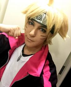 Boruto Uzumaki from Naruto worn by ニャンコメシュ