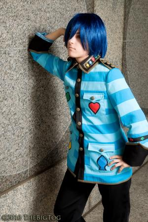 Tweedle Dee from Heart no Kuni no Alice ~ Wonderful Wonder World~ (Worn by ニャンコメシュ)