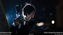 Shinya Kōgami from Psycho-Pass worn by ニャンコメシュ