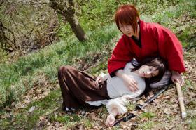 Kaoru Kamiya from Rurouni Kenshin worn by ニャンコメシュ