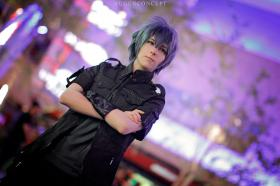 Noctis Lucis Caelum from Final Fantasy XV worn by ニャンコメシュ