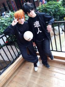 Shouyou Hinata from Haikyuu!! worn by M.ichi