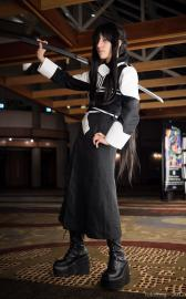 Yu Kanda from D. Gray-Man worn by M.ichi