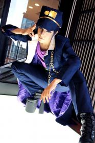Jotaro Kujo from Jojo's Bizarre Adventure  by M.ichi