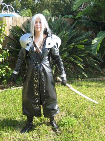Sephiroth from Final Fantasy VII: Advent Children