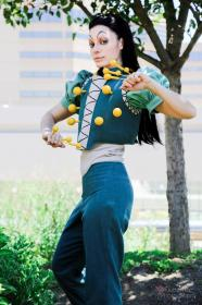 Illumi Zoldyck from Hunter X Hunter