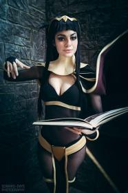 Tharja from Fire Emblem: Awakening by Neoqueenhoneybee