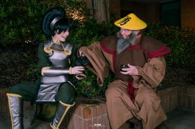 Toph Bei Fong from Avatar: The Last Airbender by Neoqueenhoneybee